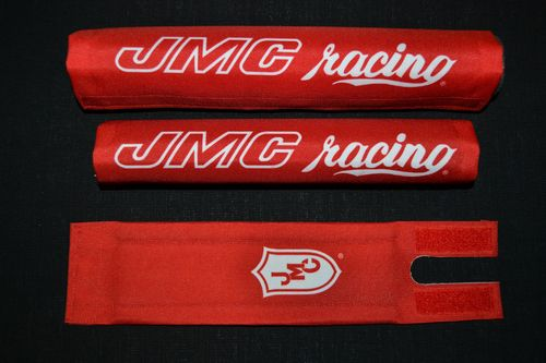 Red 1st Generation JMC® Racing Pad set