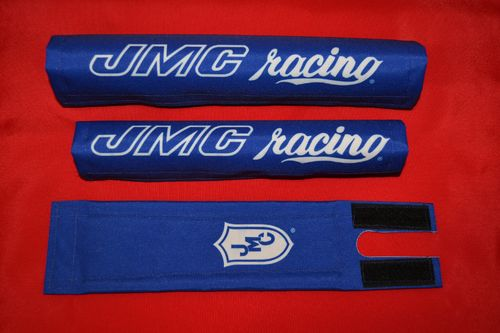 Blue 1st Generation JMC pad set