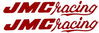 2 Red JMC® Racing F/F decals