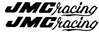 2 Black JMC® Racing F/F decals