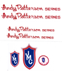 Andy Patterson Series Decal Set