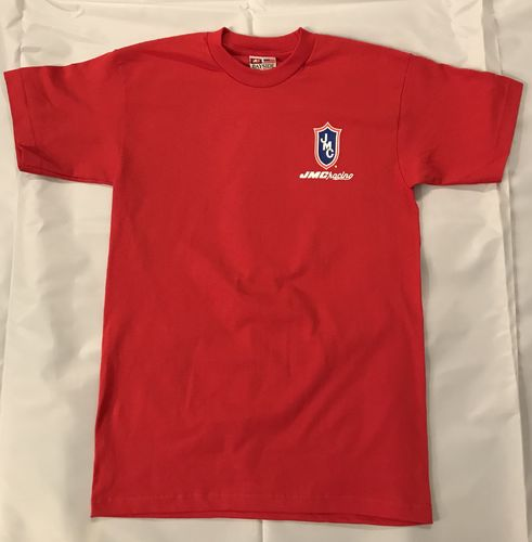 Red JMC ® Racing T-Shirt - 4XL